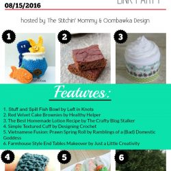 The New Tuesday PIN-spiration Link Party {10}