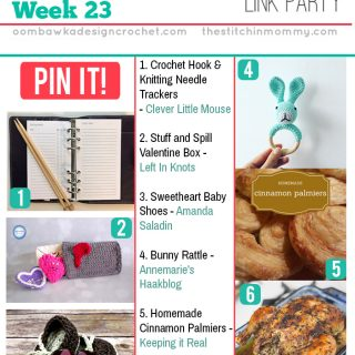 The New Tuesday PIN-spiration Link Party {23}