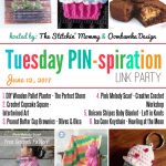 The New Tuesday PIN-spiration Link Party {41}