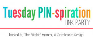 The New Tuesday PIN-spiration Link Party {4}