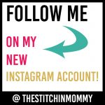 I Have a New Instagram Account!