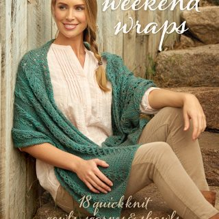 Weekend Wraps Book Review and Pattern Excerpt