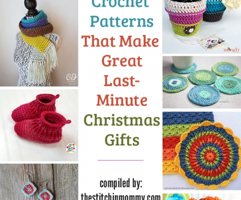 The Stitchin Mommy – Page 31 – Crochet, Crafts, and More!