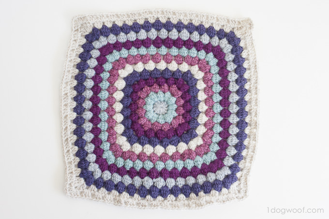Free Crochet Bobble Stitch Afghan Patterns : Pick a Square, Make a Blanket! 20 Free Crochet Afghan ...